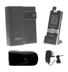 Electronic Gate Lock & Wireless Intercom (no keypad)