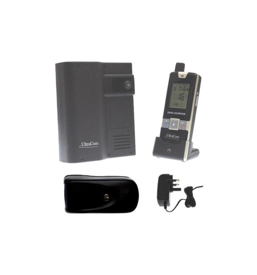 Electronic Gate Lock Amp Wireless Intercom No Keypad