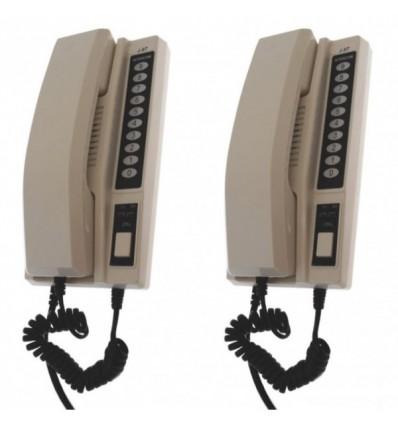 Wireless Intercom Indoor 200 Metre Mains Powered