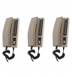 3-way Indoor Wireless Intercom