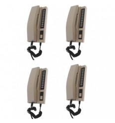 4-way Indoor Wireless Intercom