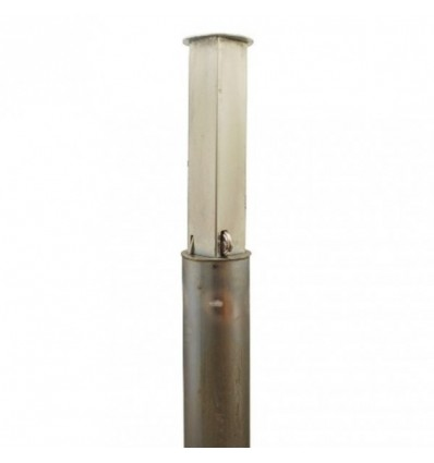 TP-120s Fully Telescopic Security Post (plain)