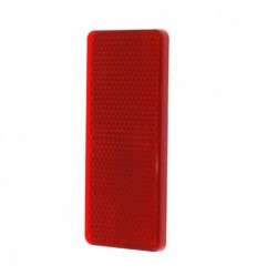 Self-adhesive Red Reflector