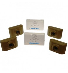 Wireless DCMA Driveway Alarm Multi Kit