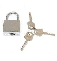Additional 100P Padlock & 3 Keys