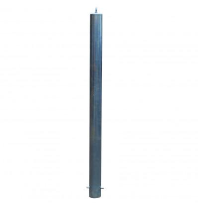 Galvanised 76 mm Diameter Spigot Based Steel Bollard & Eyelet (001-2580)