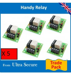 Single Pole Mini Relay