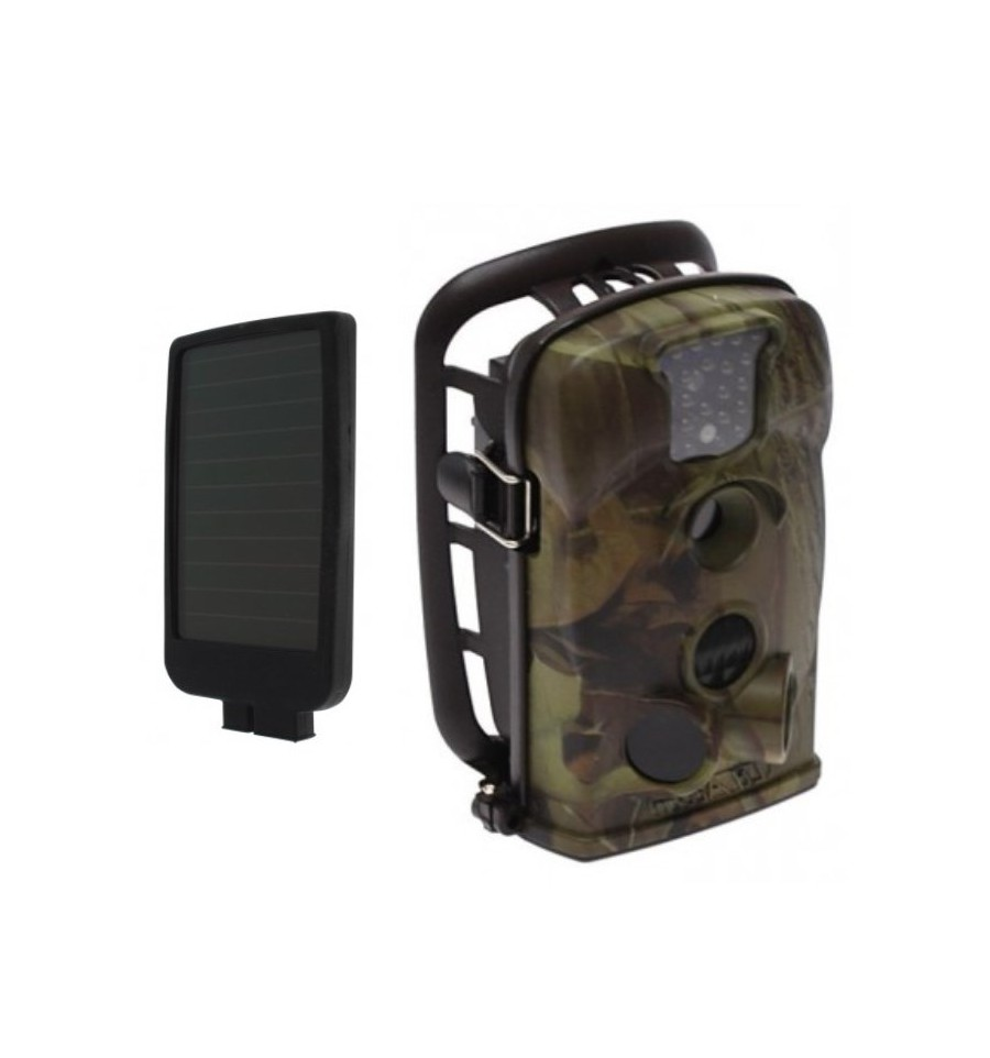 Battery C60 Cctv Camera Night Vision Solar Charger