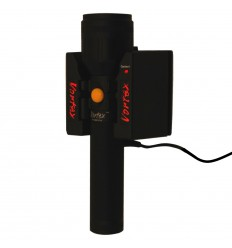 Quality LED Torch with Power Failure Location LED's  (mounted in charger)