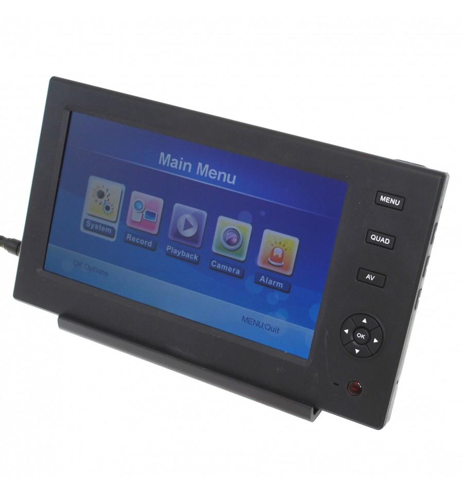 300 Metre Wireless Network Cctv System 1 X External Camera