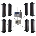 Comprehensive 1B Wireless Perimeter Alarm & H/D GSM Auto-Dialler