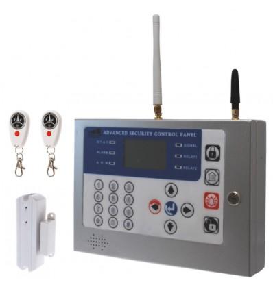 Heavy Duty Wireless GSM Alarm System A