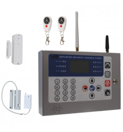 Heavy Duty Workshop Wireless GSM Alarm System 2