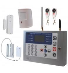 Silent Workshop Wireless GSM Workshop Alarm 4