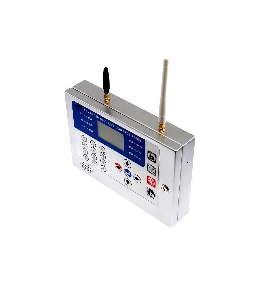 Kp 400 Metre Gsm Wireless Staff Safety Alarm Amp Lanyard
