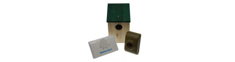 Wireless Outdoor Alarms - Ultra Secure Direct